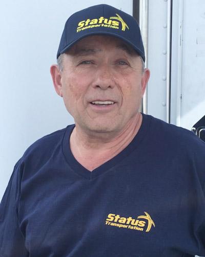 Status Trucks Owner Operator Harold
