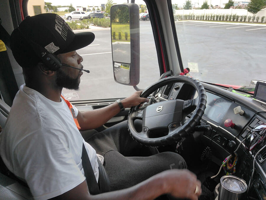 Owner Operator Trucking Status Transportation