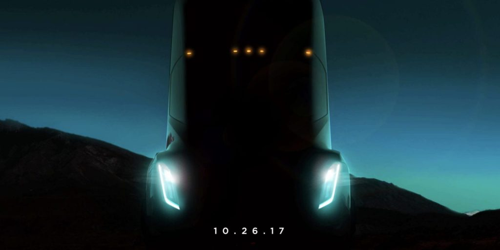 tesla electric semi truck, what does it mean for owner operators?