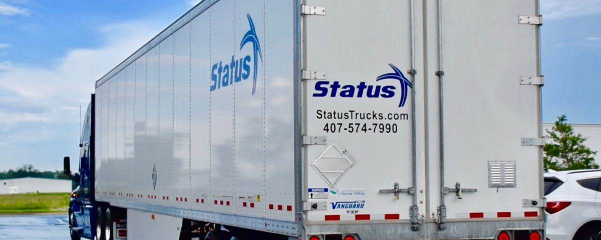 Status Transportation Owner Operator at Winter Garden, FL location.