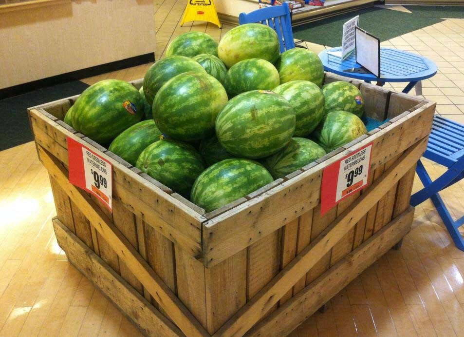 watermelon season
