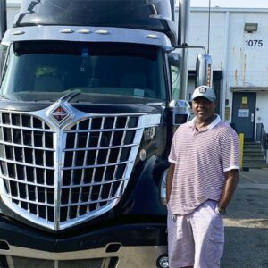 Stephen Thomas - Owner Operator at Status Trucks