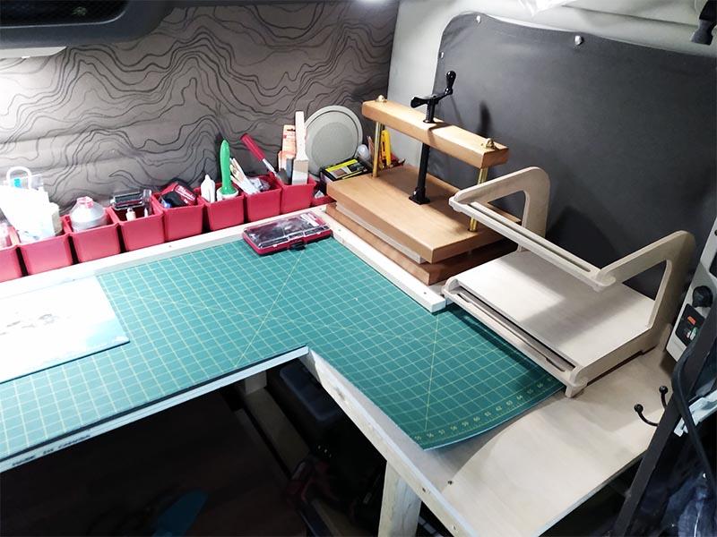 Craft Table - Oscar Lindelof